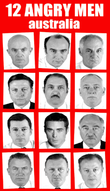 12 angry men education