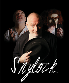 SHYLOCK - by Gareth Armstrong performed by Guy Masterson